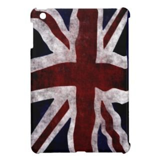 Patriotic Union Jack UK Union Flag iPad Mini Case