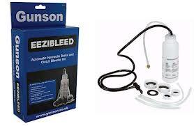 Eezibleed Brake Clutch Fluid Bleed Hydraulic Bleeding Kit