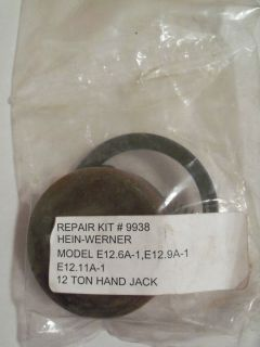 New Hydraulic Repair Seal Kit for Hein Werner 12 Ton Bottle Jack E12