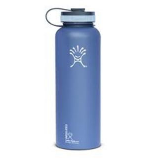 Hydro Flask 40oz. Wide Mouth Insulated Stainless Steel Water Bottle