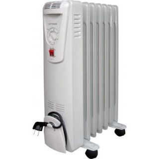 Features of OPTIMUS H 6010 PORTABLE OIL FILLED RADIATOR HEATER