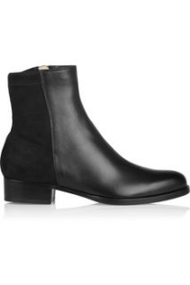Jimmy Choo Dore leather ankle boots   65% Off
