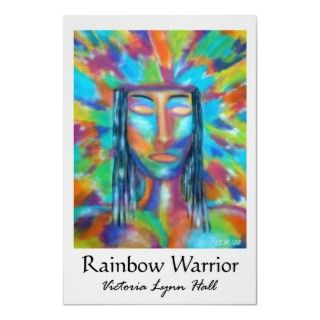 Rainbow Warrior Poster