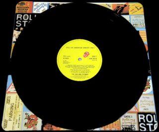 THE ROLLING STONES ~ STILL LIFE (LIVE) ~ UK GATEFOLD LP ~ 1982
