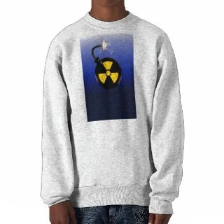 Atomic Bomb Blast Mushroom Cloud! Tee Shirt
