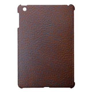 Vintage Leather iPad Mini Case
