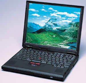 IBM ThinkPad 600E Laptop Notebook with WiFi