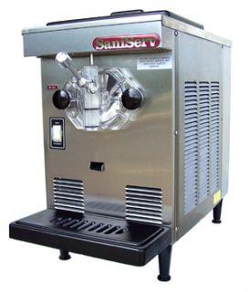 Saniserv 407 7 Qt Soft Serve Ice Cream Machine Yogurt