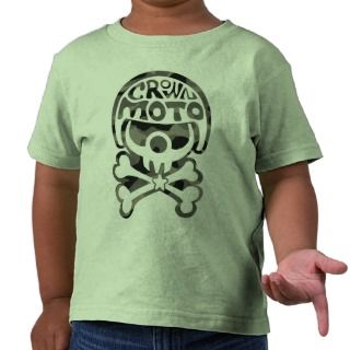 Moto Clown (crisp camo) Tee Shirt