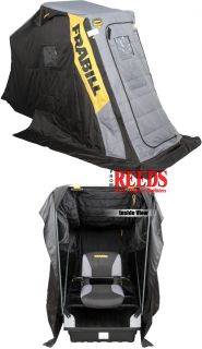 Frabill R2 Tec Thermal Commando Ice Fish House Shelter 7015