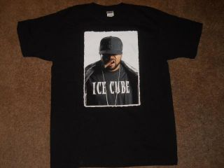 Ice Cube Lench Mob Records Shirt L New