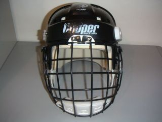 Vintage Cooper SK 2000 SK2000 Ice Hockey Goalie Mask Cage Helmet Adult
