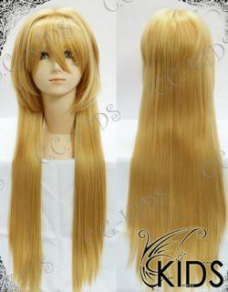 Pandora Hearts Ida Vessalius Cosplay Wig Costume
