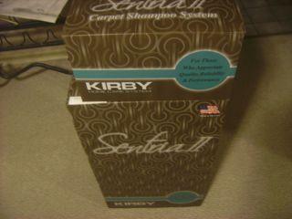 Kirby Vacuum Sentria 2 Newest Model 2013 Model