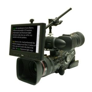 Ikan PT1000W 8 16 9 LCD Portable TELEPROMPTER Kit Mac PC VGA s Video