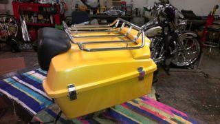 Harley Touring Chopped Tour Pak Pack 1996 2013 FLHT FLHX FLHR FLTR