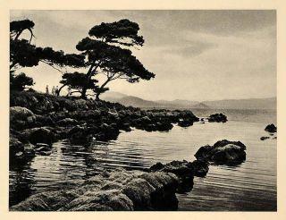1943 Iles De Lerins Islands Cote Dazur Cannes France   ORIGINAL