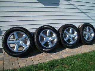 20 LTZ Tahoe Factory Style Tires Wheels Suburban Avalanche Silverado