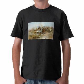 Black Hawk Native American Indian T shirts