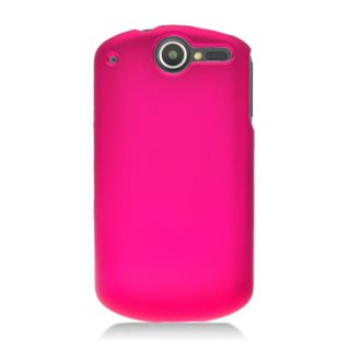 For Huawei at T Impulse 4G Hard Plastic Snap on Rubberized Cover Case