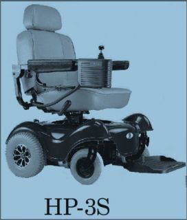IMC Heartway Electric Wheelchair Rumbas HP 3S HP 4 Dynamic 5 21 Blue
