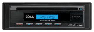 New Boss BV2550UA in Dash Mini DVD  Car Video Player Audio USB Aux