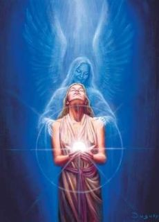 Spiritual Guided Meditation CD See Your Guardian Angels