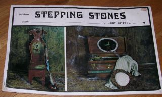 Sue Scheewe Stepping Stones Judy Nutter Tole Painting Book
