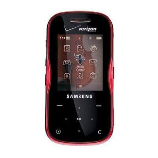 Samsung Trance SCH U490 Verizon Camera GPS Cell Phone 635753477177
