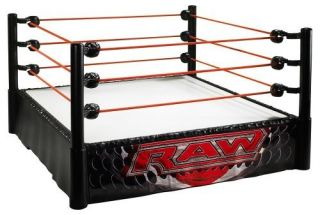 WWE World Wrestling Flex Force Breakdown Brawl Ring