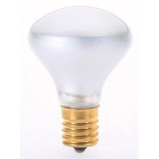 45W 130V R20 Frosted E26 Medium Base Incandescent Light Bulb
