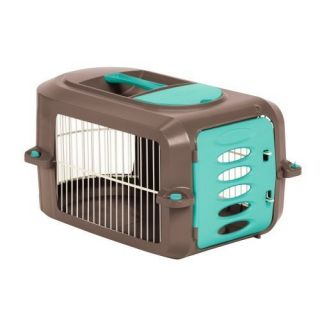 inch Pet Carrier Round Dog Cat Travel  Portable Cage
