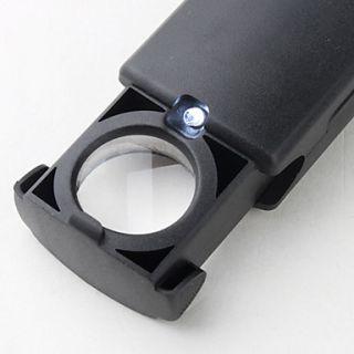 EUR € 2.75   30x 21 millimetri lente lente gioielli con luce led