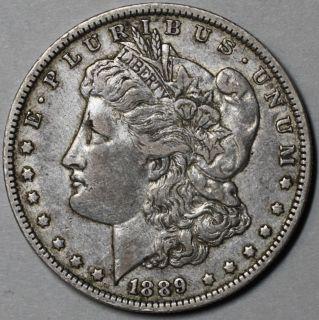 1889 O Morgan Silver Dollar Large 90 Silver Coin