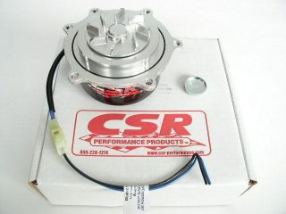 CSR Billet Electric Water Pump Conversion for LT1 350