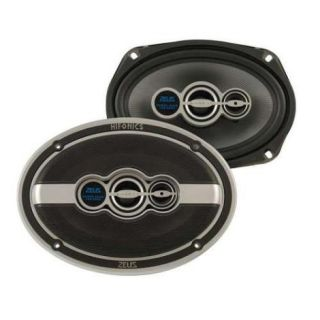 Hifonics ZXI693 6 x 9 550W Car Speaker Ceramic Titanium Composite