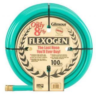 Gilmour Flexogen Garden Hose 3 4 inch x 100 Outdoor Water Duty Free