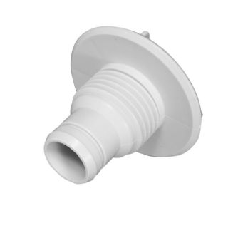 Summer Escapes Pool 1 1 4 inch Hose Wall Fitting