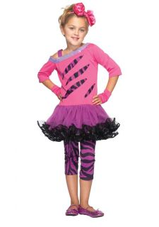 Star Dress N Leggings N Headband N Gloves Kids Costumes Cute