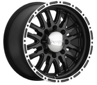 17 inch Incubus Supernatural Black Wheels Jeep Wrangler