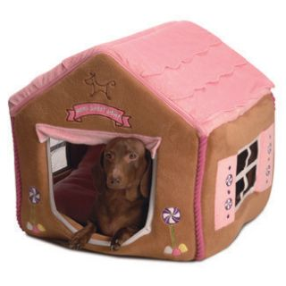 New York Sweet Dreams Dog Pet Indoor Soft Dog House Travel Bed