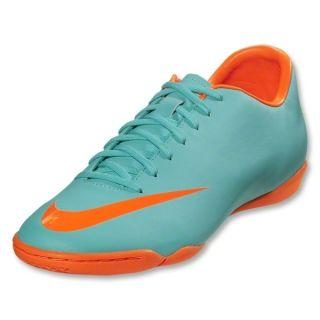 Nike Mercurial Victory III IC Indoor Soccer Shoe Retro Turquoise New