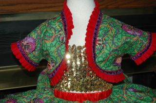 National Pageant Mardi Gras Casual Wear Sz 2 3 4 $1 13 PC Stage Ready