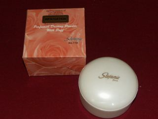 Stephanie Joan Infatuation Perfumed Dusting Powder 3 Oz