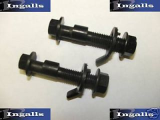 Ingalls Front Camber Kit 02 Acura RSX 03 Honda Civic