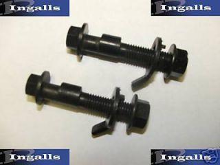 Ingalls Front Camber Kit 02 Acura RSX 03 Honda Civic