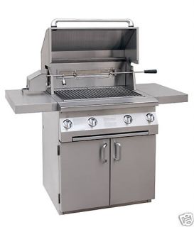 Solaire Sol Agbq 30CIRLP w Cart Infrared Grill BBQ