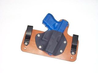 XDS 45 Inside Waistband Hybrid Kydex Concealed Carry Holster