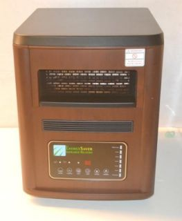 Energy Saver Infrared Portable Home Space Heater and Humidifier ES3000