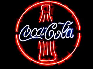 Coca Cola Coke Bottle Beer Bar Neon Light Sign ME410